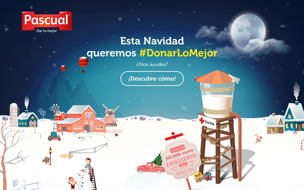 Diseño página web - Grupo Pascual